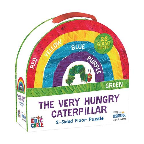 University Games The Very Hungry Caterpillar 26 Piece Floor Jigsaw Puzzle