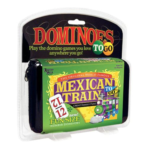 University Games Mexican Train To Go