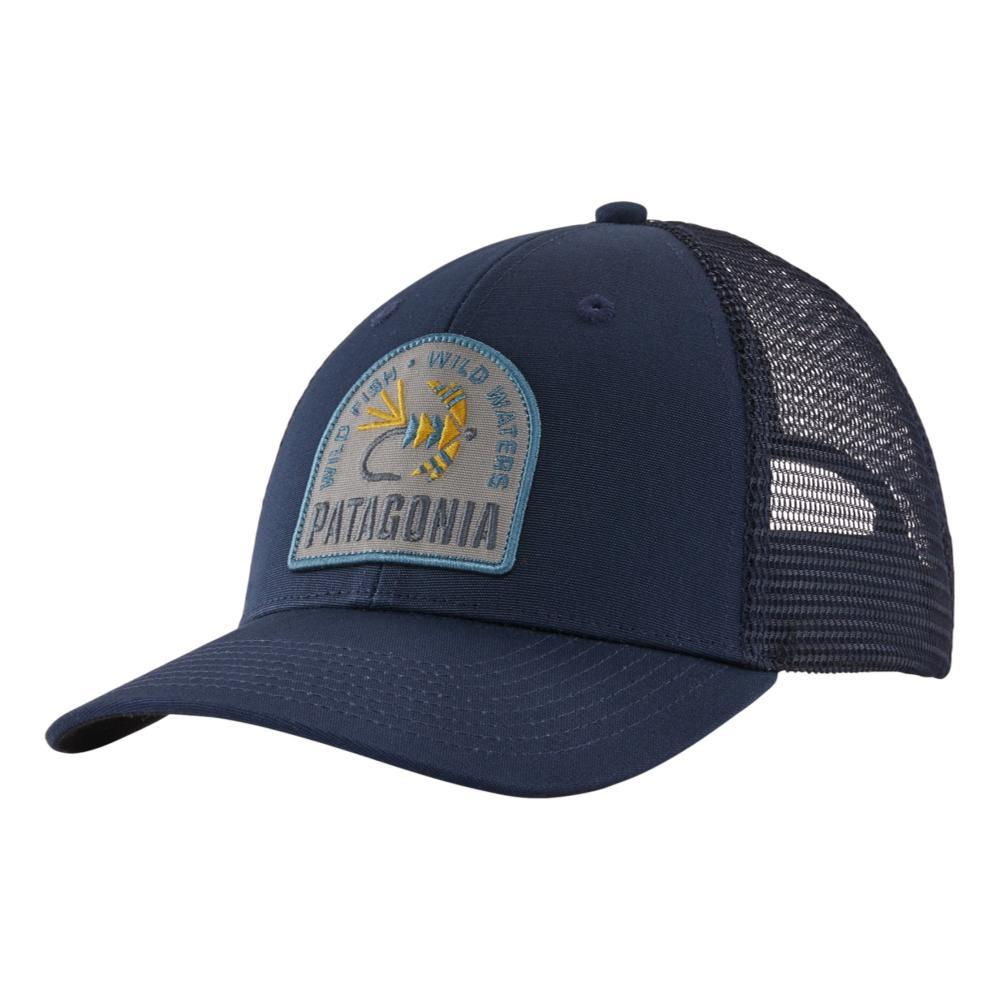 Patagonia Soft Hackle LoPro Trucker Hat NAVY_NENA