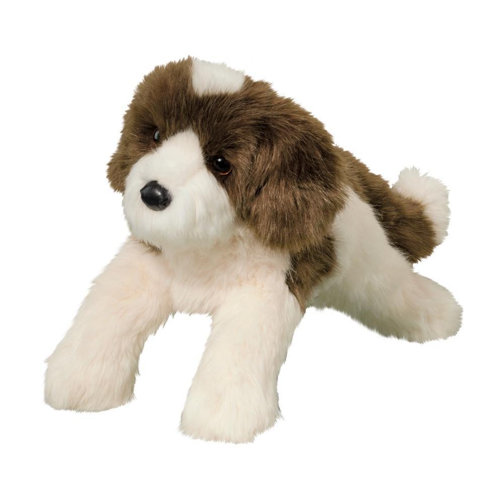 Douglas Toys Sammy The Dlux Mixed Mutt Stuffed Animal