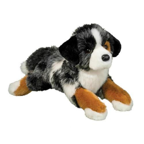 Douglas Toys Maizee the DLux Australian Shepherd Stuffed Animal