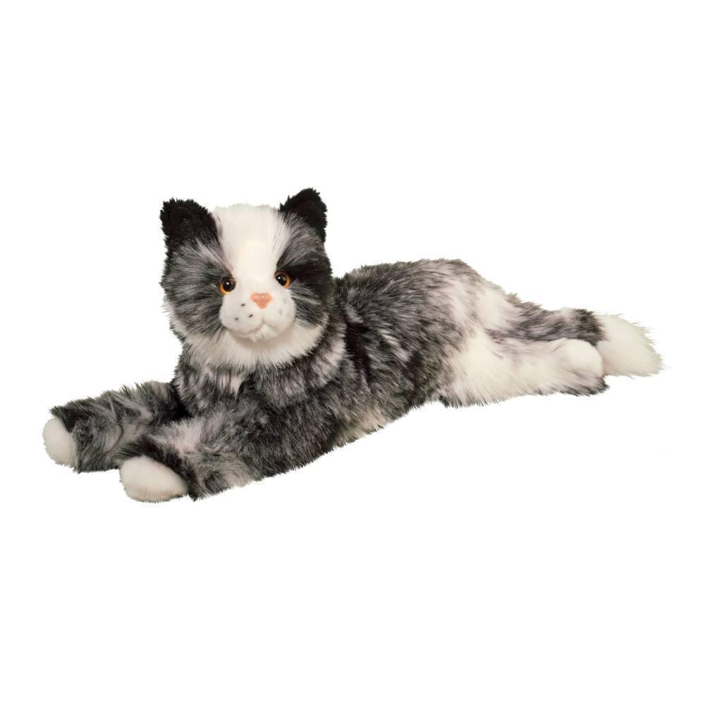 Douglas Toys Zoey Dlux Cat Stuffed Animal