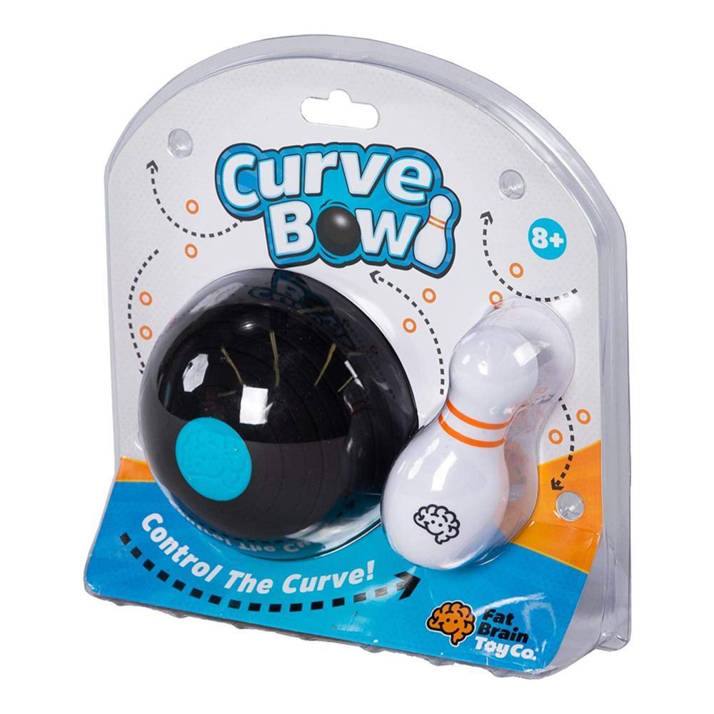 Fat Brain Toys Curve Bowl Game