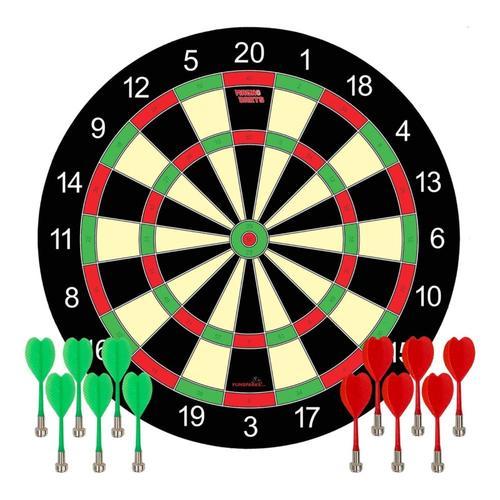 Funsparks Magnetic Dart Board - Magno Darts