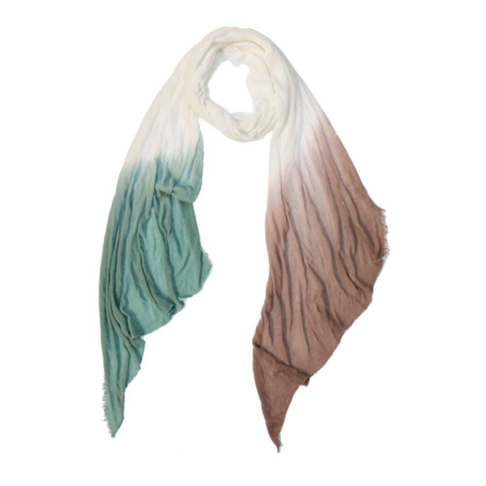 V. Fraas Dip Dye Bias Jersey Knit Scarf TAHAZE_820