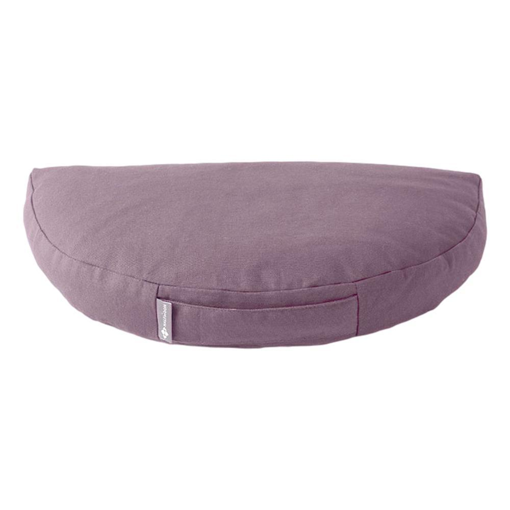 Halfmoon Om Meditation Cushion - Limited Edition FIG_LINEN