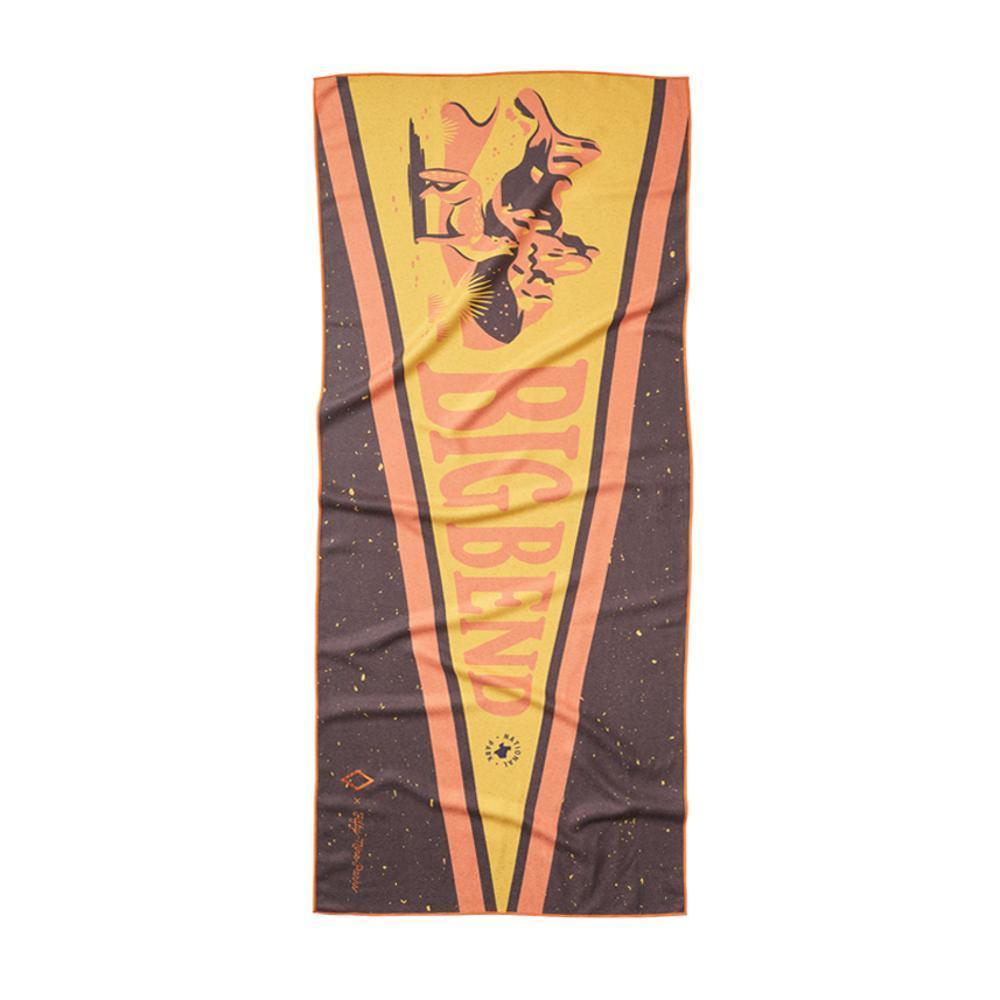 Nomadix 59 Parks: Big Bend Flag Towel BIG_BEND_FLAG