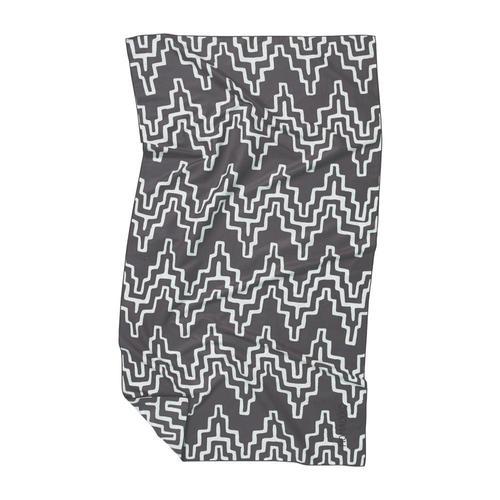 Nomadix Teton Black Ultralight Towel Teton_black