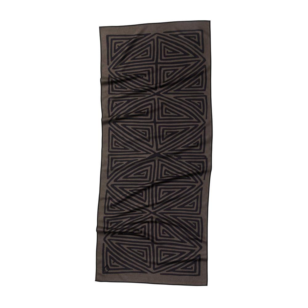 Nomadix La Playa Brown Black Towel LA_PLAYA_BRN_BLK