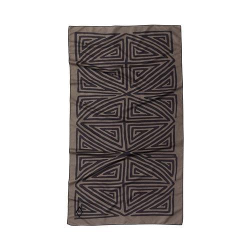 Nomadix La Playa Brown Black Ultralight Towel La_playa_brn_blk