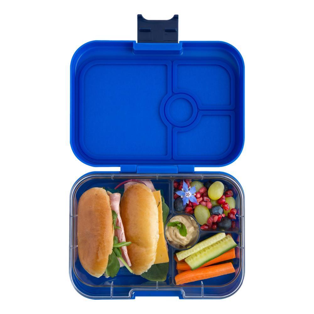 Yumbox Kids Leakproof Sandwich Friendly Bento Box NPTNBLUE