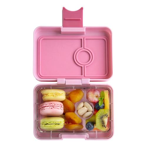 Yumbox Kids Leakproof Compact Snack Box Cocopink