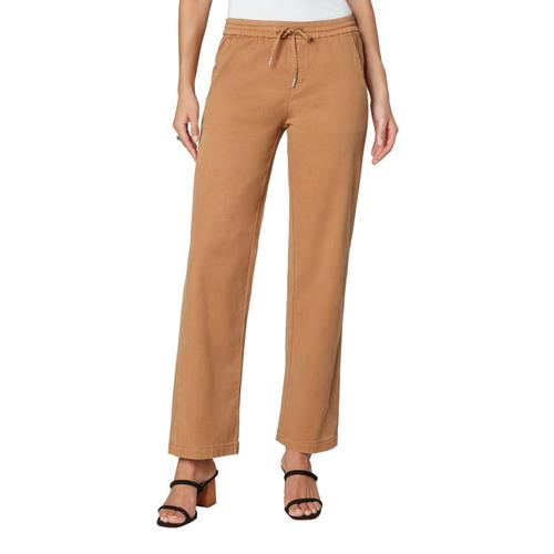 Liverpool Women's Drawstring Palazzo Pants - 30 in inseam. Maplesugar