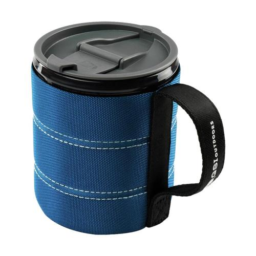 GSI Outdoors Infinity Backpacker Mug Blue