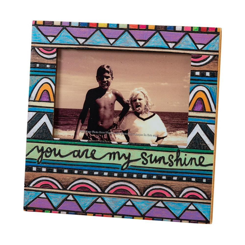 Primitives By Kathy Plaque Frame - You Are My Sunshine
