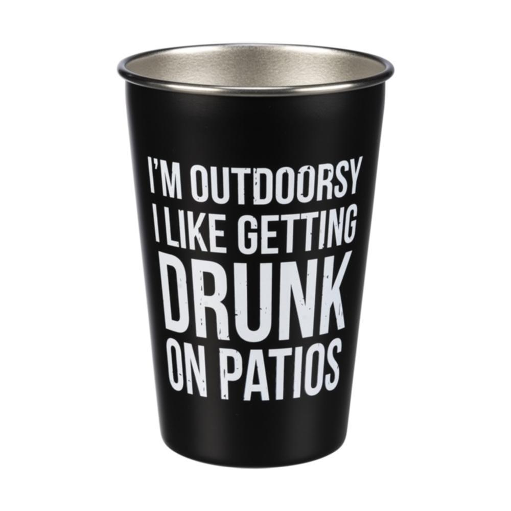 Primitives By Kathy Pint - I ' M Outdoorsy Like Getting Drunk On Patios