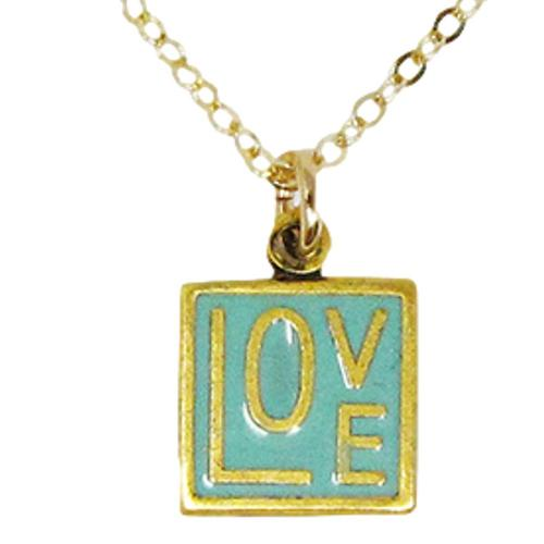Ornamental Things Love Necklace