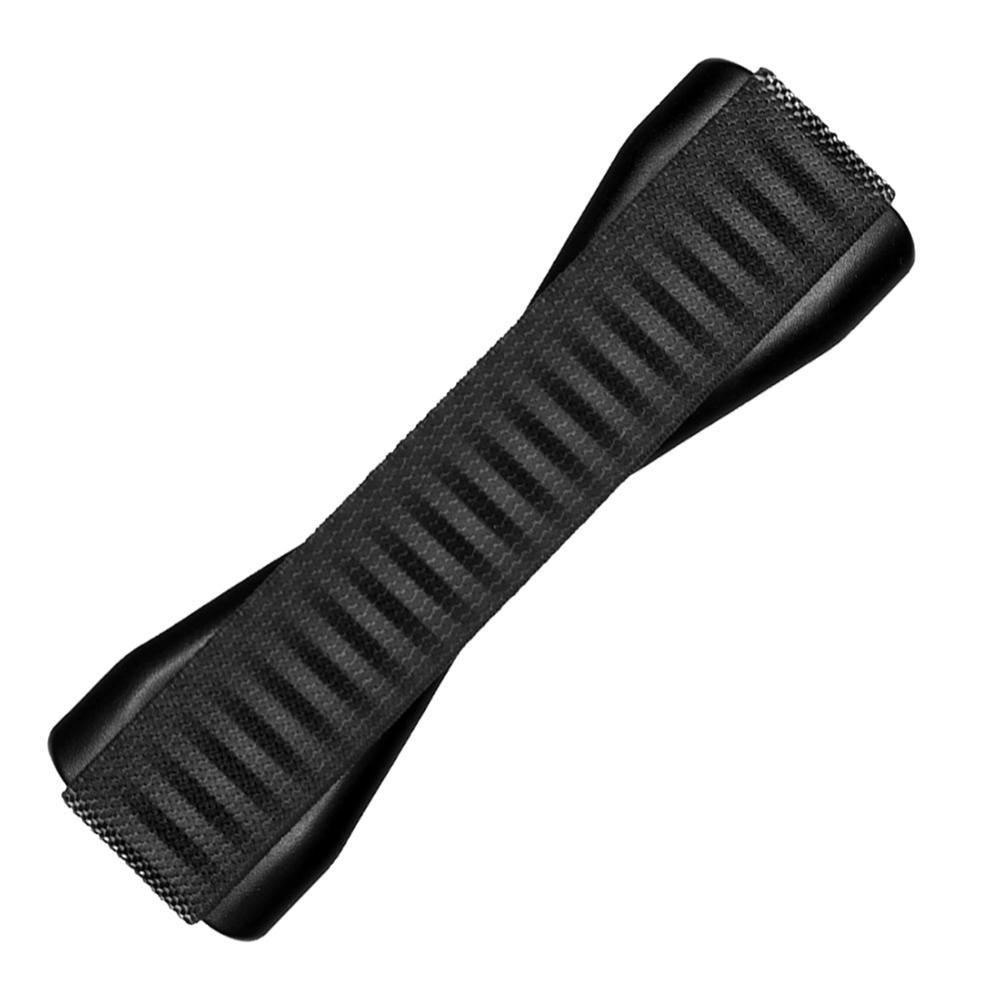 Lovehandle Xl Tablet Grip - Black Stripes