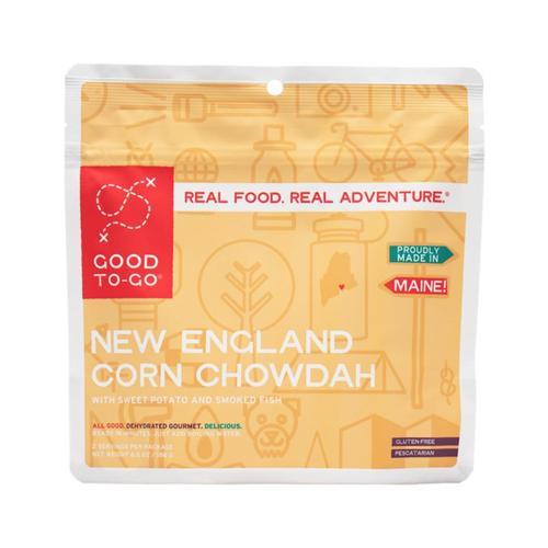 Good To-Go New England Corn Chowdah .