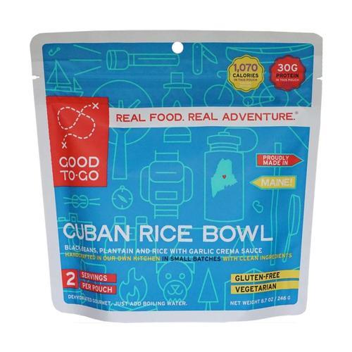Good To-Go Cuban Rice Bowl .