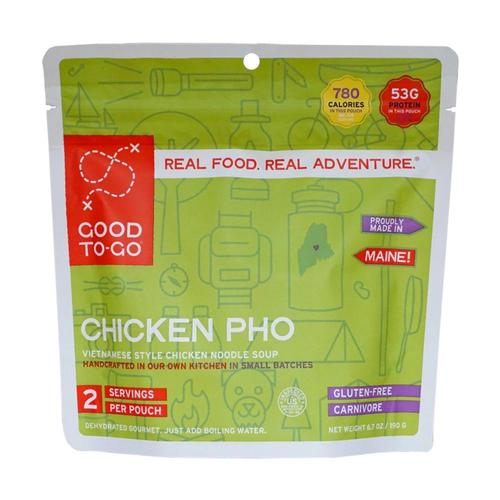 Good To-Go Chicken Pho .