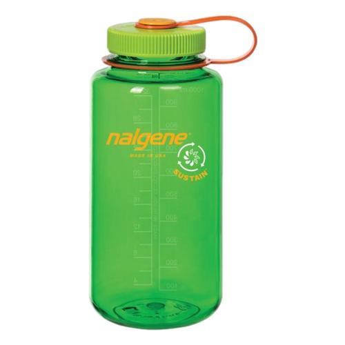 Nalgene Wide Mouth Sustain Water Bottle - 32oz Melon_ball