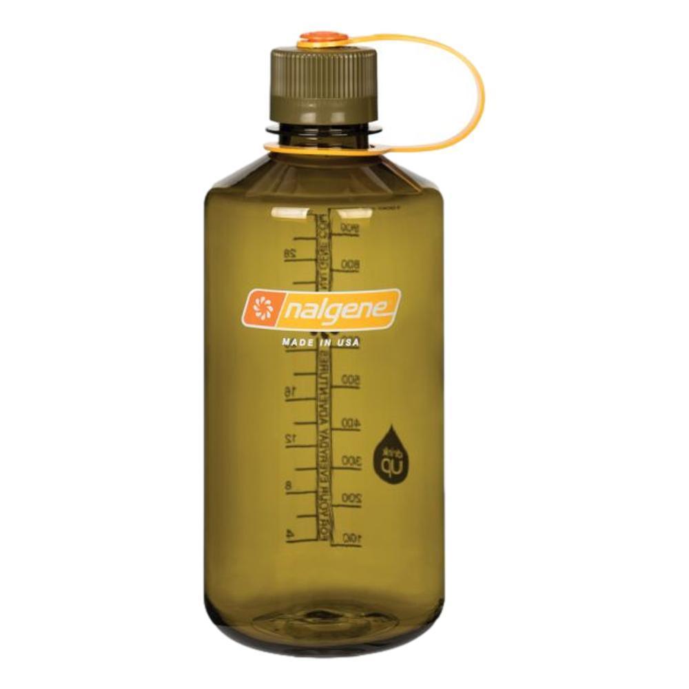 Nalgene Narrow Mouth Sustain Water Bottle - 32oz OLIVE