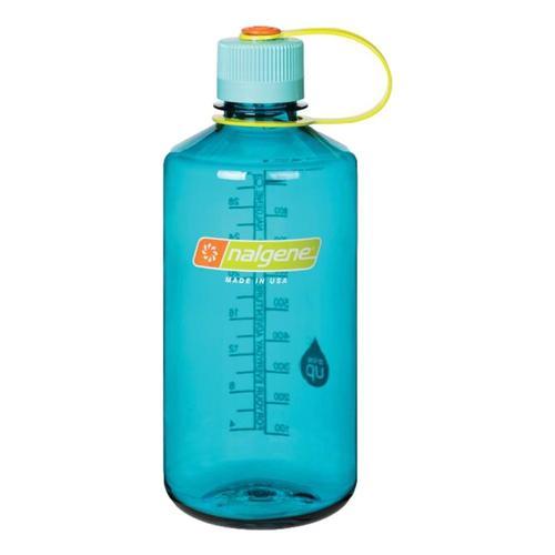 Nalgene Narrow Mouth Sustain Water Bottle - 32oz Cerulean