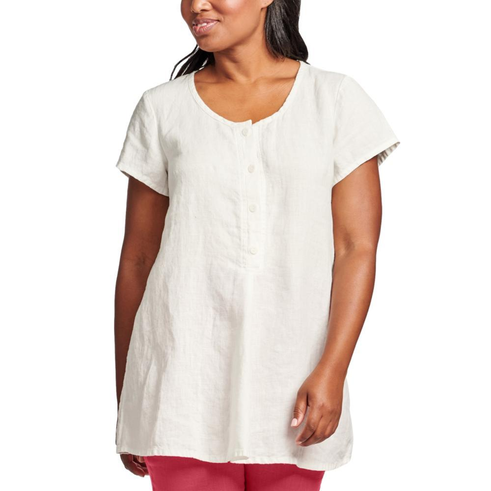 FLAX Women's Cool Tunic CREAM