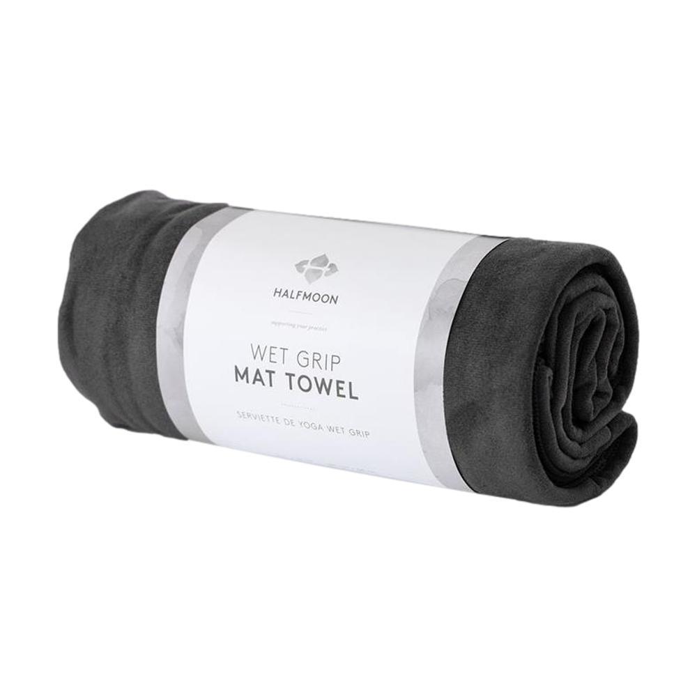 Halfmoon Wet Grip Mat Towel CHARCOAL