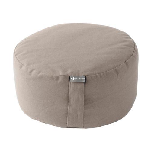Halfmoon Mod Meditation Cushion Oatmeal