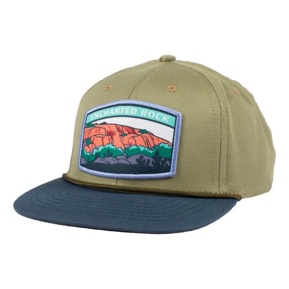 Sendero Provisions Co. Enchanted Rock State Park Hat TAN