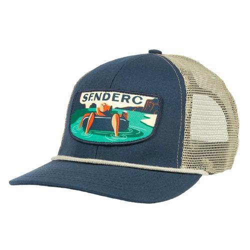 Sendero Provisions Co. Rio Grande River Hat Navy