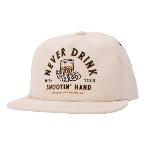 Sendero Provisions Co. Shootin' Hand Hat Natural