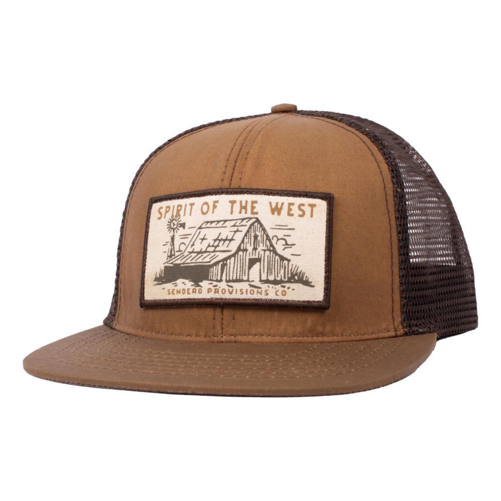 Sendero Provisions Co. High Plains Hat BROWN