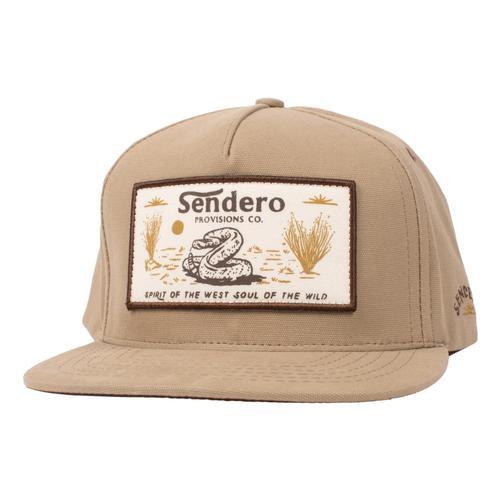 Sendero Provisions Co. Diamondback Hat Khaki