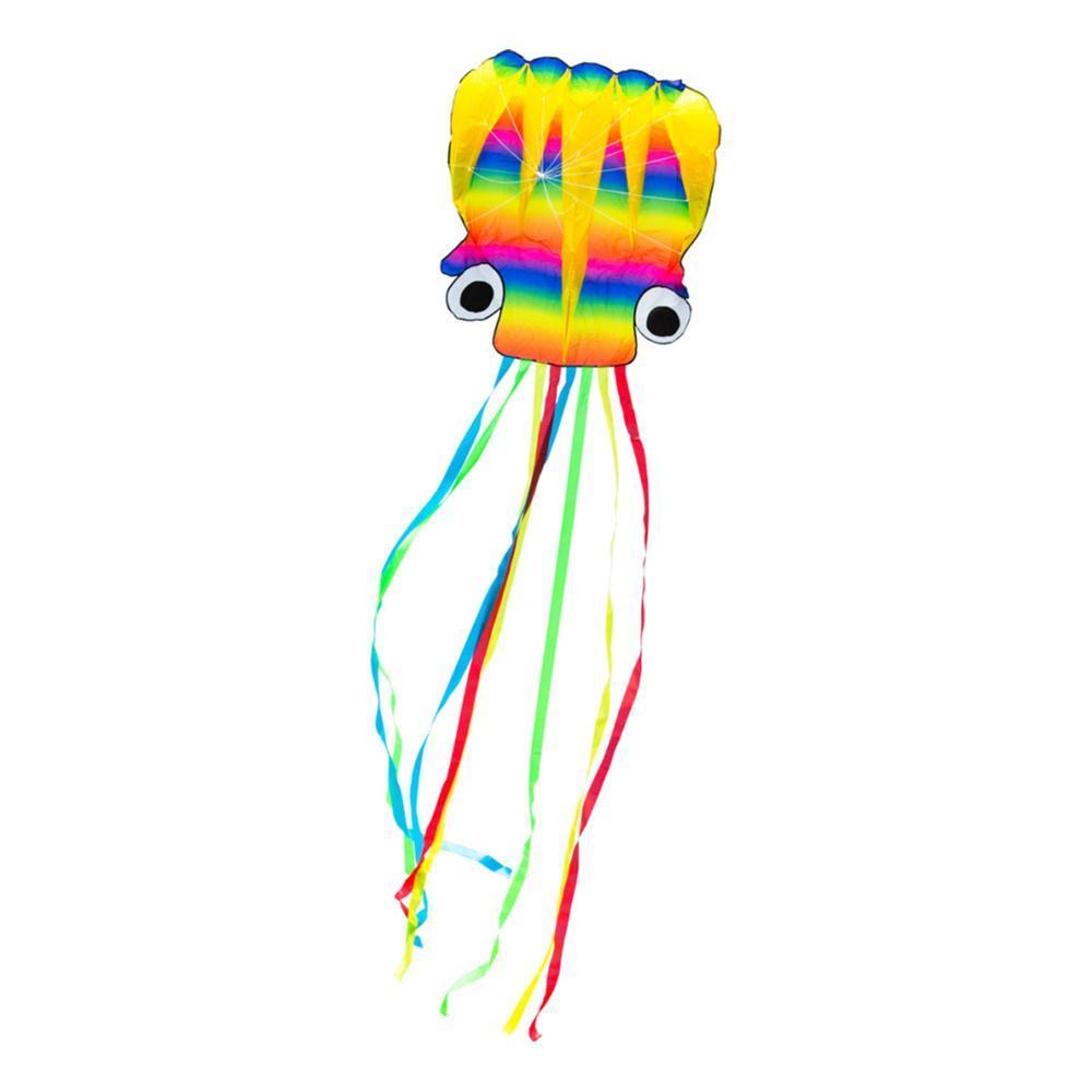 Hq Kites Rainbow Octopus Kite
