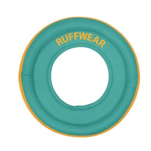 Ruff Wear Hydro Plane Floating Throw Toy - Large Aurora_teal
