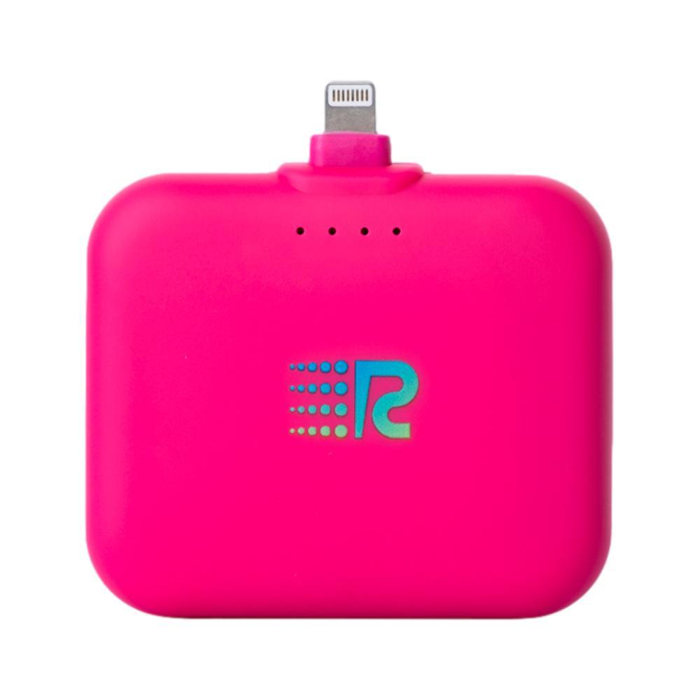 Rush Charge Air Portable Charger - Lightning Cable PINK