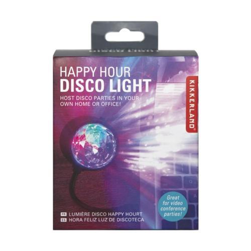 Kikkerland Disco USB Light