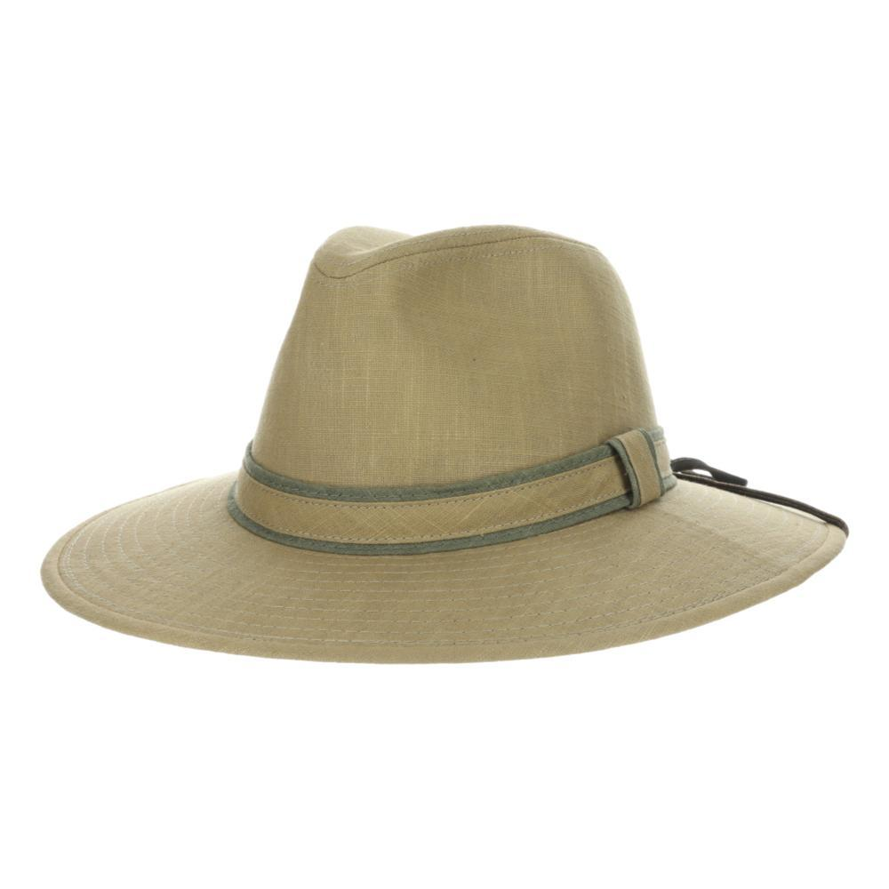 Dorfman Pacific Men's Hawthorne Hat KHAKI