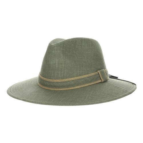 Dorfman Pacific Men's Hawthorne Hat Olive