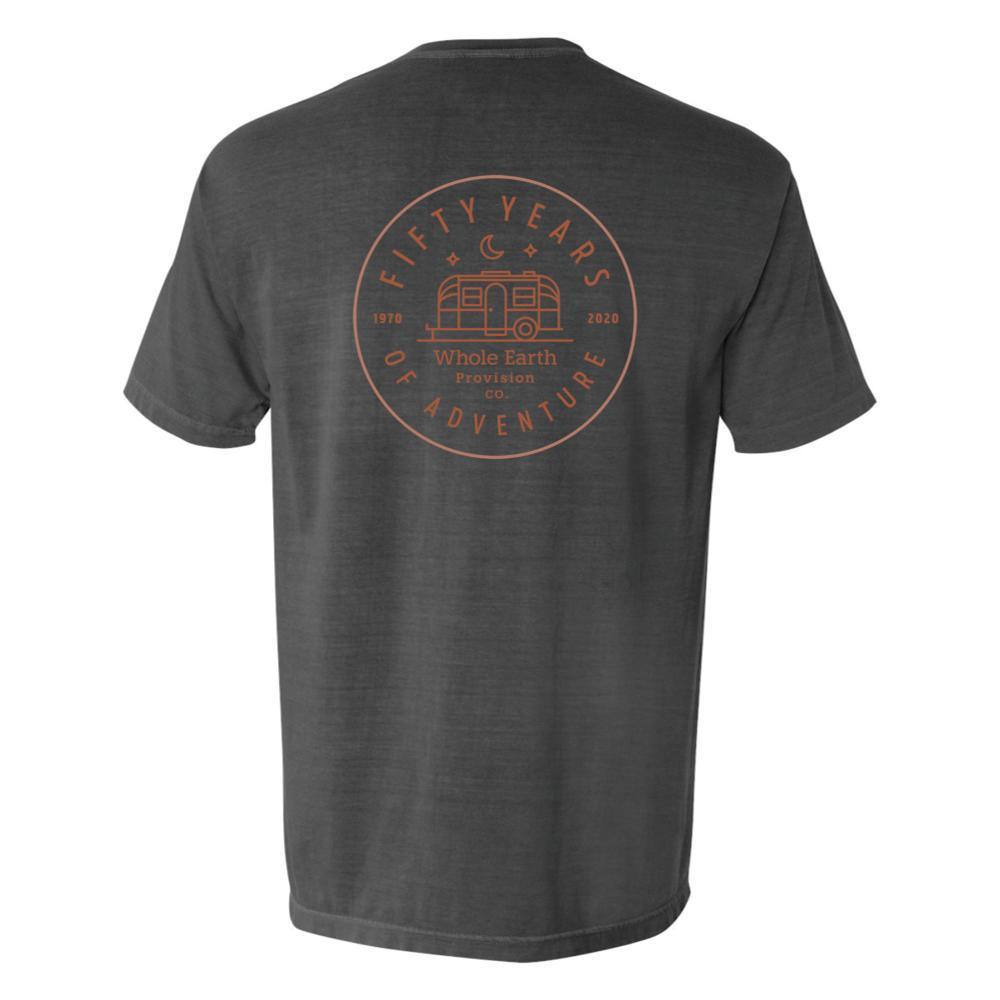 Whole Earth Unisex 50th Anniversary T-Shirt AIRSTREAM