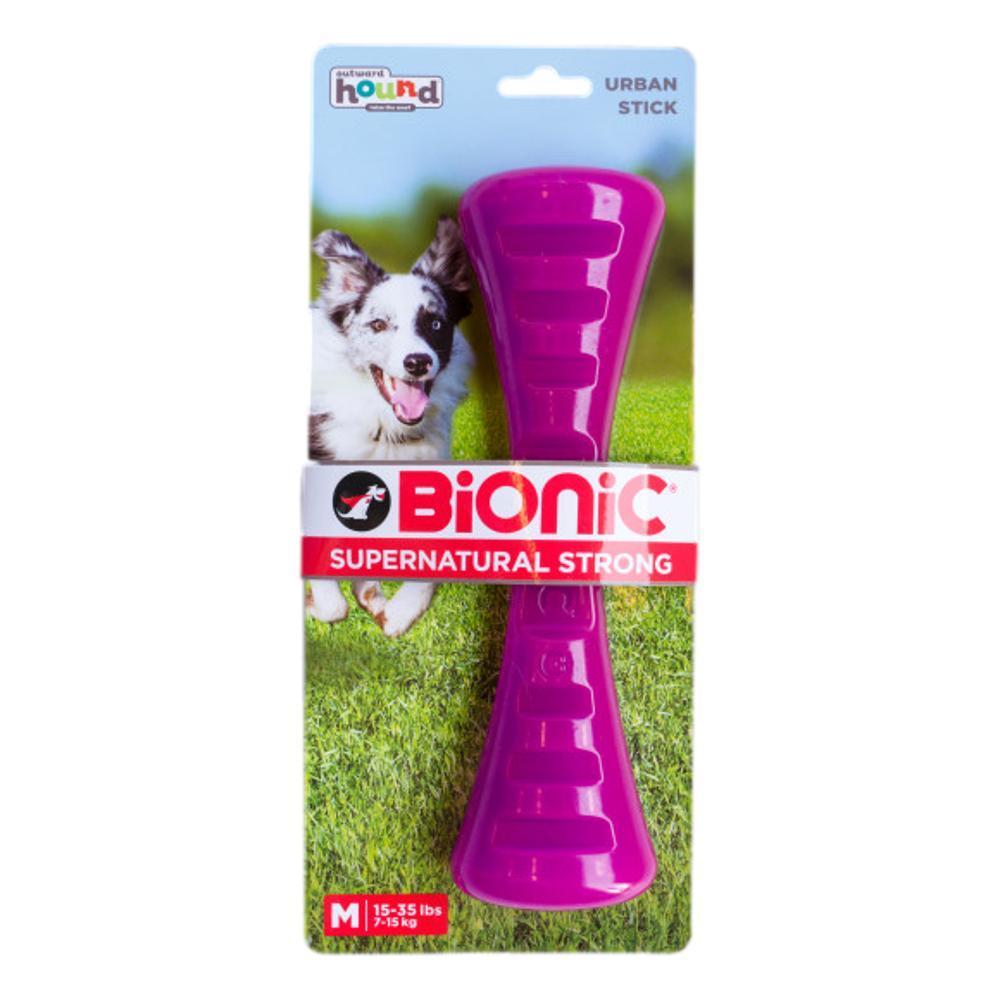 Outward Hound Bionic Urban Stick - Purple PURPLE