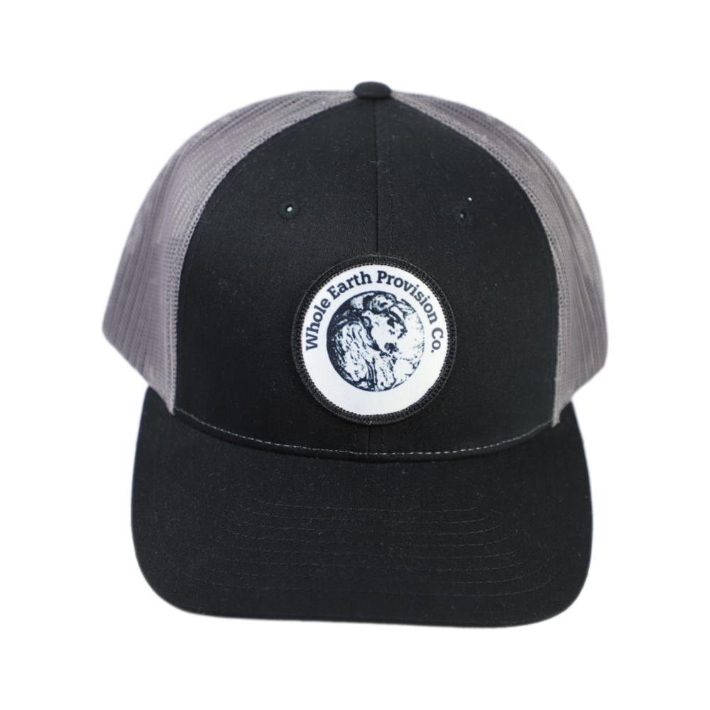 Whole Earth Patch Earth From Space Cap BLKCHARC_115