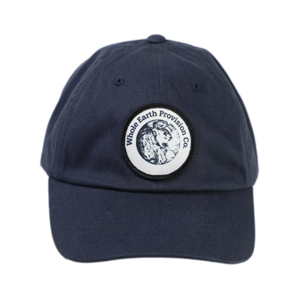 Whole Earth Patch Earth From Space Unstructured Cap NAVY_6245