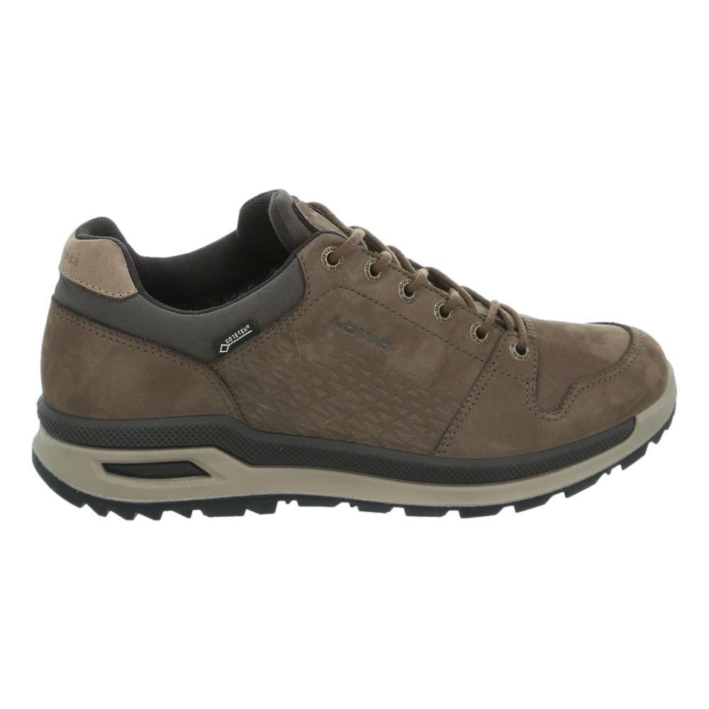 Lowa Men's Locarno GTX Lo Hiking Boots  BROWN