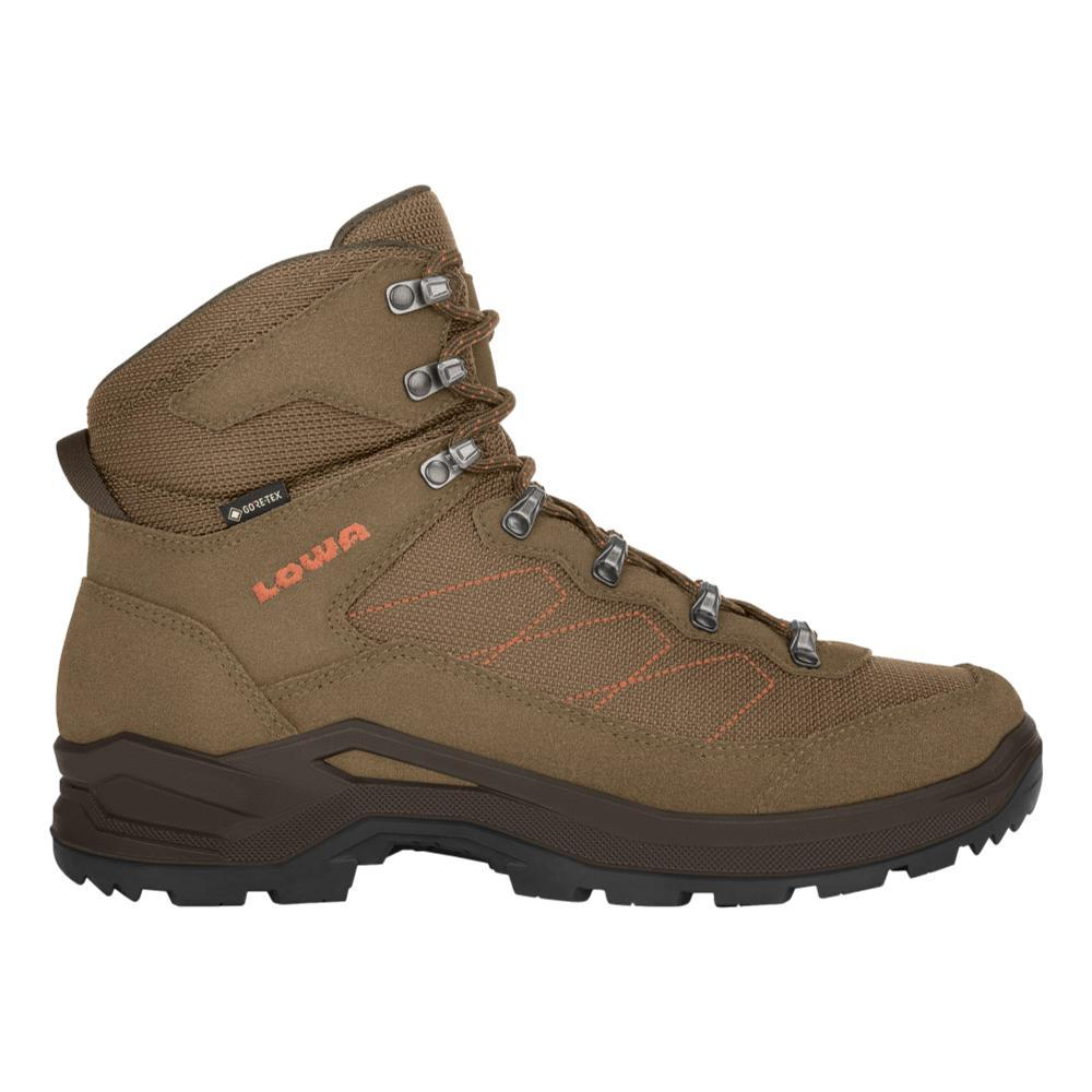 Lowa Men's Taurus Pro GTX Mid Hiking Boots BROWN
