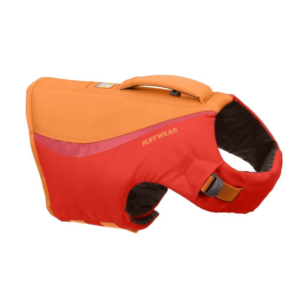 Ruffwear Float Coat Dog Life Jacket - Medium RED_SUMAC