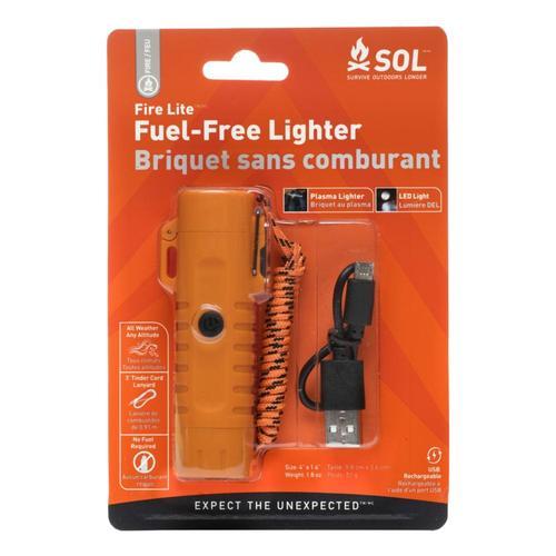 Survive Outdoors Longer Fire Lite Fuel Free Lighter